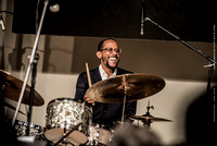 Brian Blade and the Fellowship Band at LA State Exhibition Museum 12-19-2015-059