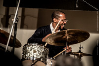 Brian Blade and the Fellowship Band at LA State Exhibition Museum 12-19-2015-065