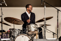 Brian Blade and the Fellowship Band at LA State Exhibition Museum 12-19-2015-047