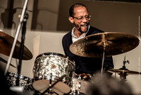 Brian Blade and the Fellowship Band at LA State Exhibition Museum 12-19-2015-062