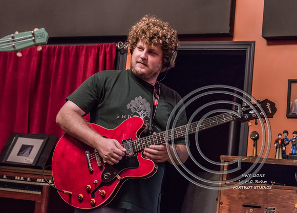 HWY LIONS at Foxtrot Studios July 21 2014-089-1