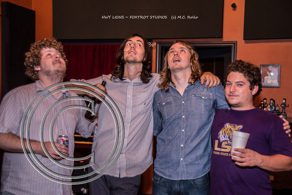 HWY LIONS at Foxtrot Studios July 18 2014-168-1