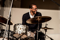 Brian Blade and the Fellowship Band at LA State Exhibition Museum 12-19-2015-074