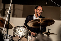 Brian Blade and the Fellowship Band at LA State Exhibition Museum 12-19-2015-061